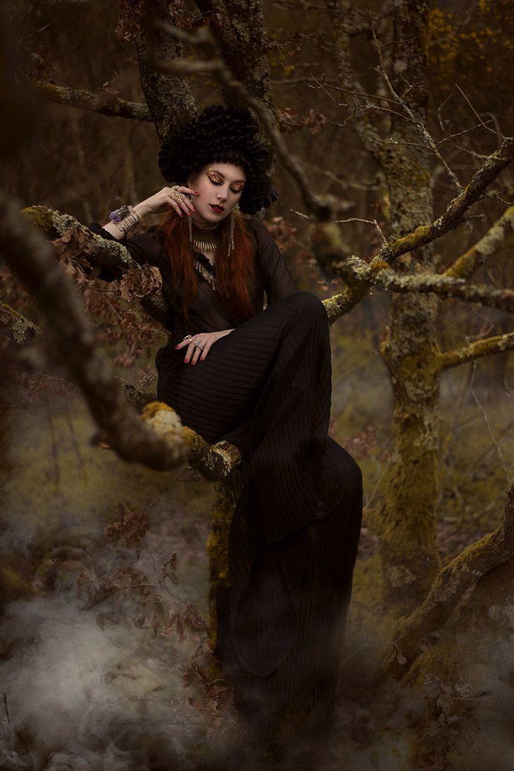 Lady of Sidhe by Yoann-Lossel on DeviantArt