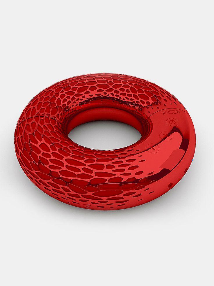 JARRE , Aerotwist Red #shopigo#shopigono17#availableonsite#music#performance#design#style#fashion#technology#lifestyle#wireless#sound