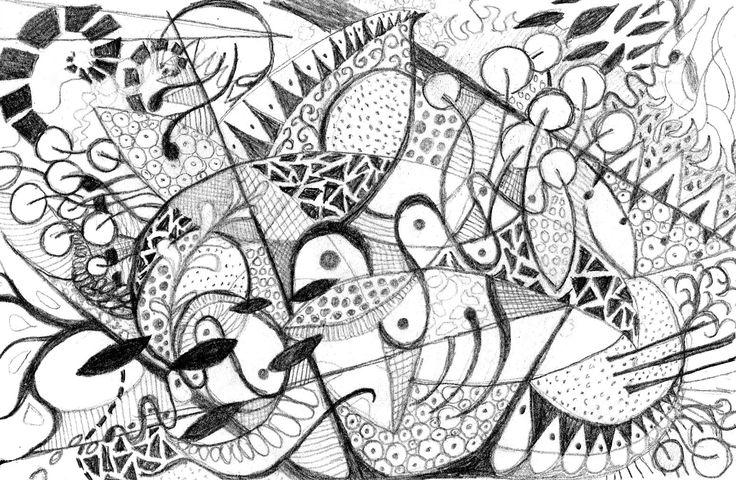 Doodle Art circa 2007
