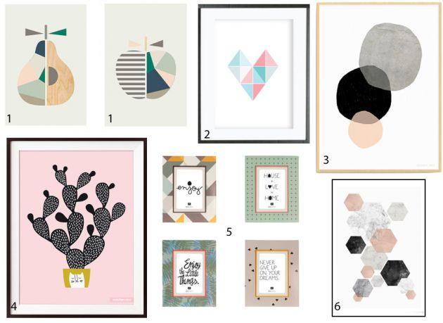 Best Sur Les Murs LArt Images On Pinterest Baby Rooms Child - Canapé convertible scandinave pour noël chambre bébé décoration murale