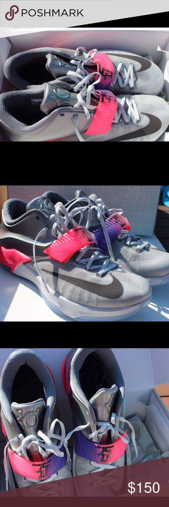 KD 7 All Star New in box, unworn, 10/10 condition Nike Shoes Sneakers