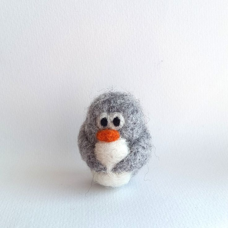 5088 best animal lovers gifts images on pinterest diy dog dogs gray needle felted penguin pin miniature animal brooch cute felted animal pin gift for animal lovers easter gifts eur by vodi negle Gallery