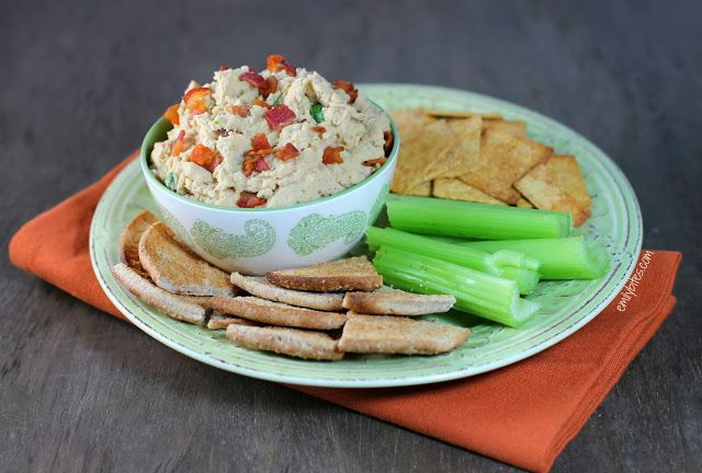 Emily Bites - Weight Watchers Friendly Recipes: White Bean & Bacon Dip (and exciting news!) 9-30-13