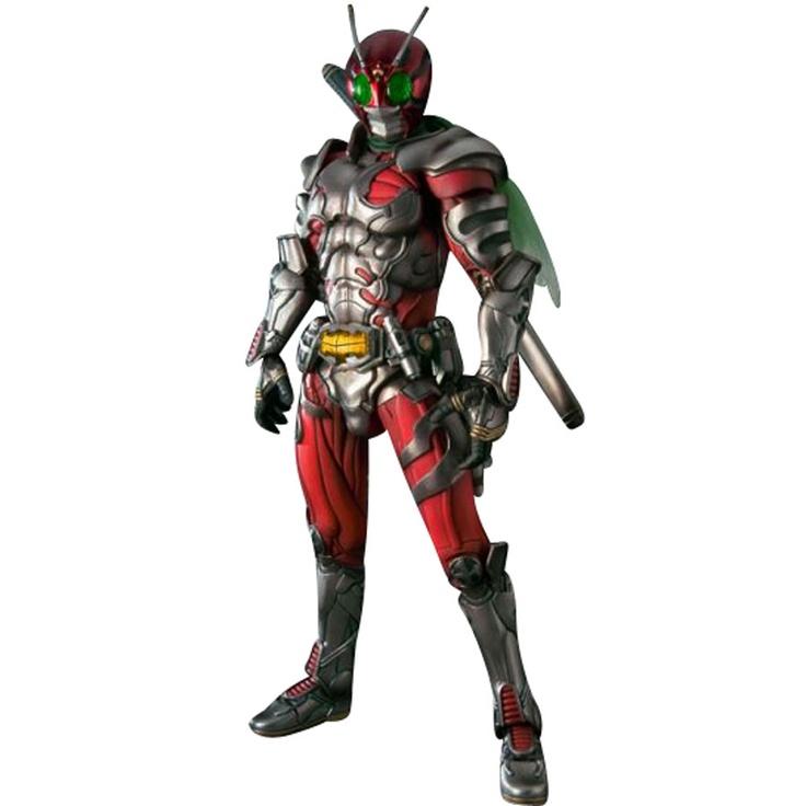 Kamen Rider ZX SIC Action Figure (With images) | Kamen ...