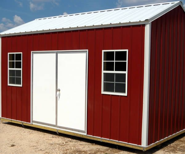 17 best images about derksen buildings on pinterest for Utility storage shed