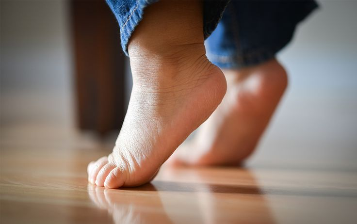 Plantar Reflex: Reasons why my Child may be a Toe Walker and has Poor Balance and Coordination