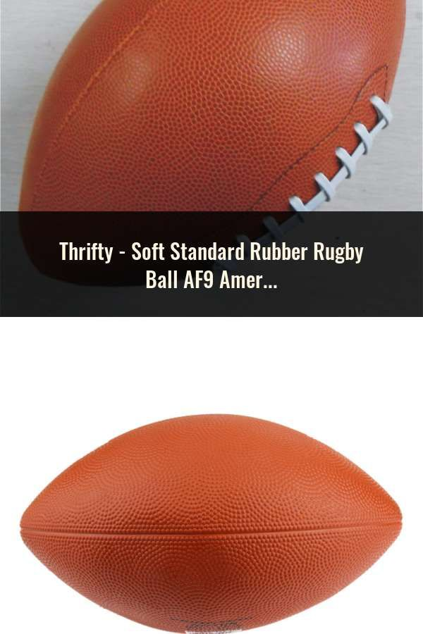 Soft Standard Rubber Rugby Ball Af9 American Football Soccer No 9 Rugby Ball For Kids Adults Birthday Christmas Gift Football