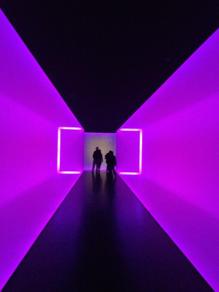 Underground tunnel @ Houston Fine Arts Museum.