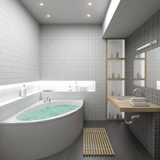 Bathroom Decorating Suggestions, Imaginative And Functional Design | Lifestyle Ideas