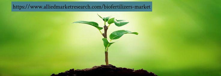 World Bio-Fertilizers Market - Opportunities and Forecasts, 2014 -2020: https://www.alliedmarketresearch.com/biofertilizers-market