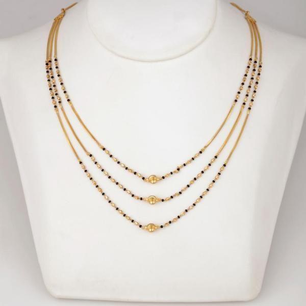 16gm Mangalsutra   Gold   Jewellery