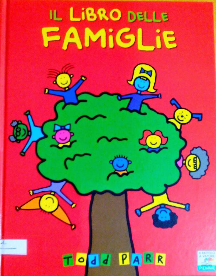 Un libro per spiegare tutti i tipi di famiglie ai bambini a partire da 3 anni, un bellissimo libro di Todd Parr pubblicato da Piemme Edizioni. Libri per bambini #librinoncensurabili