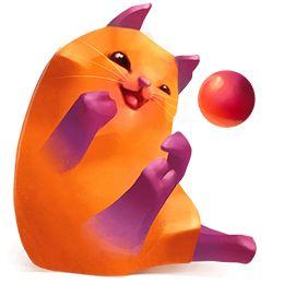 Kitten Mittens Slots Game by Przemyslaw Piekarski, via Behance
