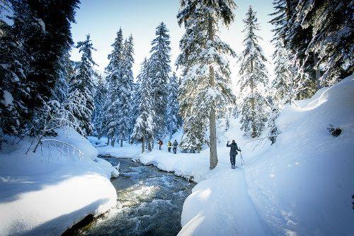 Paisagem de inverno em Courchevel. ©PatriceMestari