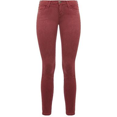 Image result for maroon skinny jeans
