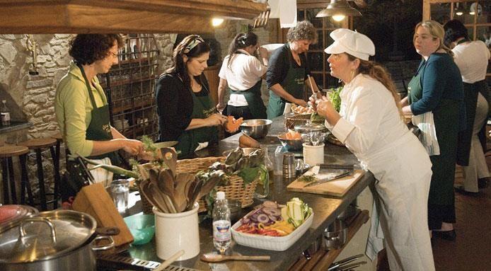 Casa Ombuto e Torre del Tartufo: a lezioni di cucina toscana in Casentino