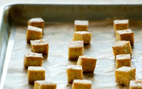 Tofu Tofu Tofu tofu: Vegan, Whole Foods Market, Tofu Recipes, Baked Tofu, Baking, Favorite Spices, Favorite Recipes