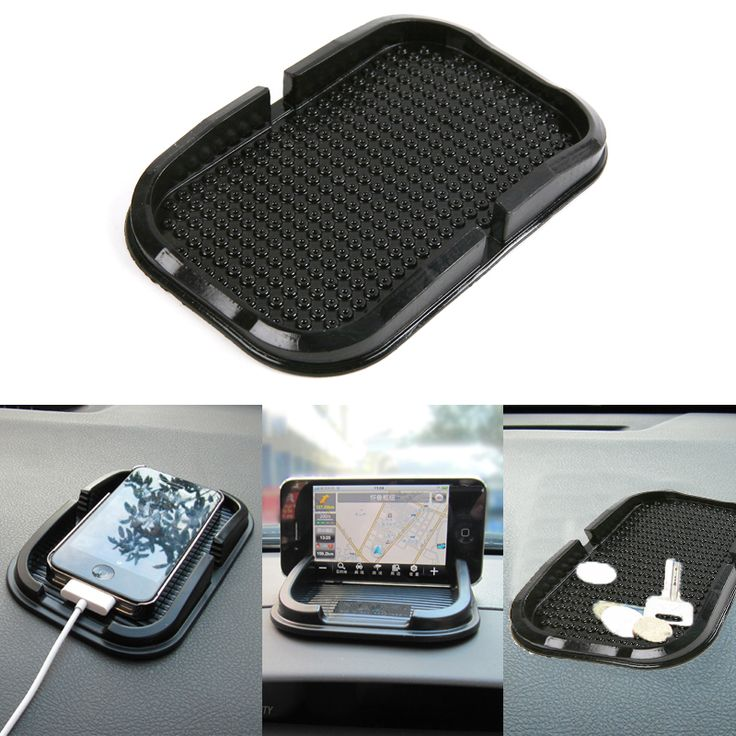 Find More Holders & Stands Information about Universal Car Dashboard Silicone Rubber Skidproof Multi Mobil Phone Holder Car Anti Slip Pad Mat Cool Gadgets supporto telefono,High Quality phone classic,China holder space Suppliers, Cheap phone holder designs from Geek on Aliexpress.com