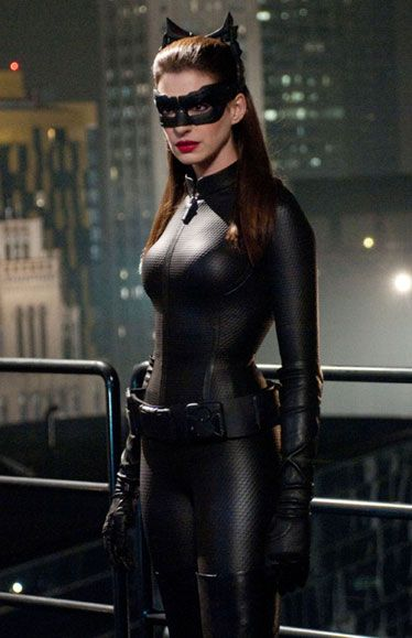 Anne Hathaway - Catwoman | The Dark Knight Rises