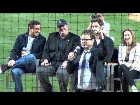 'THE OFFICE' Wrap Party Farewell Celebration: PNC Field, Scranton 5/4/2013 - FULL CELEBRATION in HD - YouTube