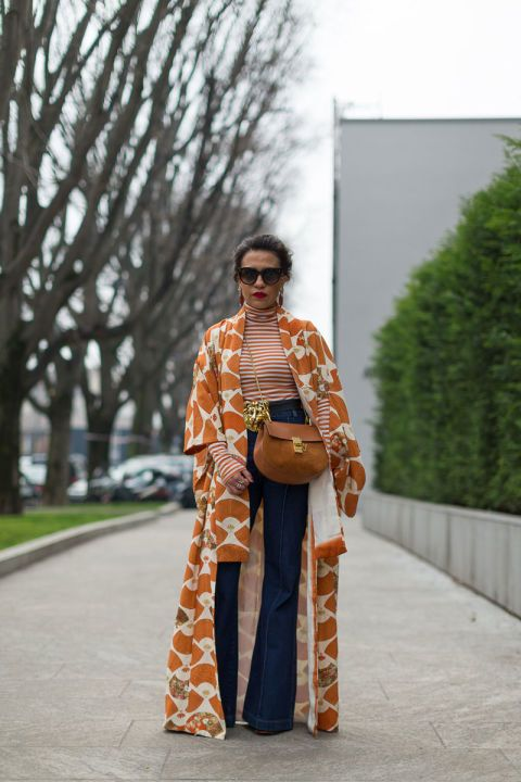 86 of the best street style outfits to copy from Milan Fashion Week: