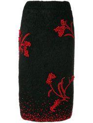embellished skirt