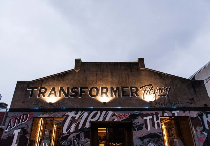 Transformer Fitzroy Bar and Restaurant Opens - Broadsheet #vegetarian #melbourne #restaurant