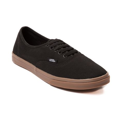 8da7df9dad Shop for Vans Authentic Lo Pro Skate Shoe in Black Gum at Journeys Shoes.  Shop today for the hottest brands in mens shoes and womens shoes at J…