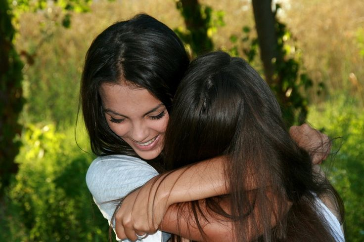 Some of us feel comfortable hugging people, whether they be strangers or not, and others don't. If you don't often do it though, give it a go today!  17 Things To Make Today So Much More Awesome - Toat