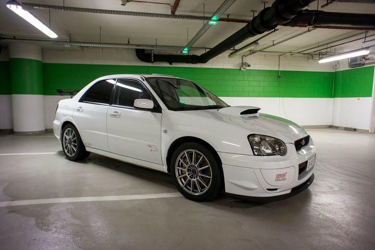SUBARU IMPREZA SPEC-C TYPE-RA - 2004 | Subaru | Pinterest | Subaru ...