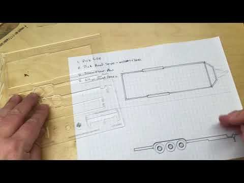 This video shows how I'd currently tackle designing a tiny house with pen & paper. Normally I draw houses using SketchUp Pro, a 3D drawing program originally developed by Google. Google spun SketchUp …
