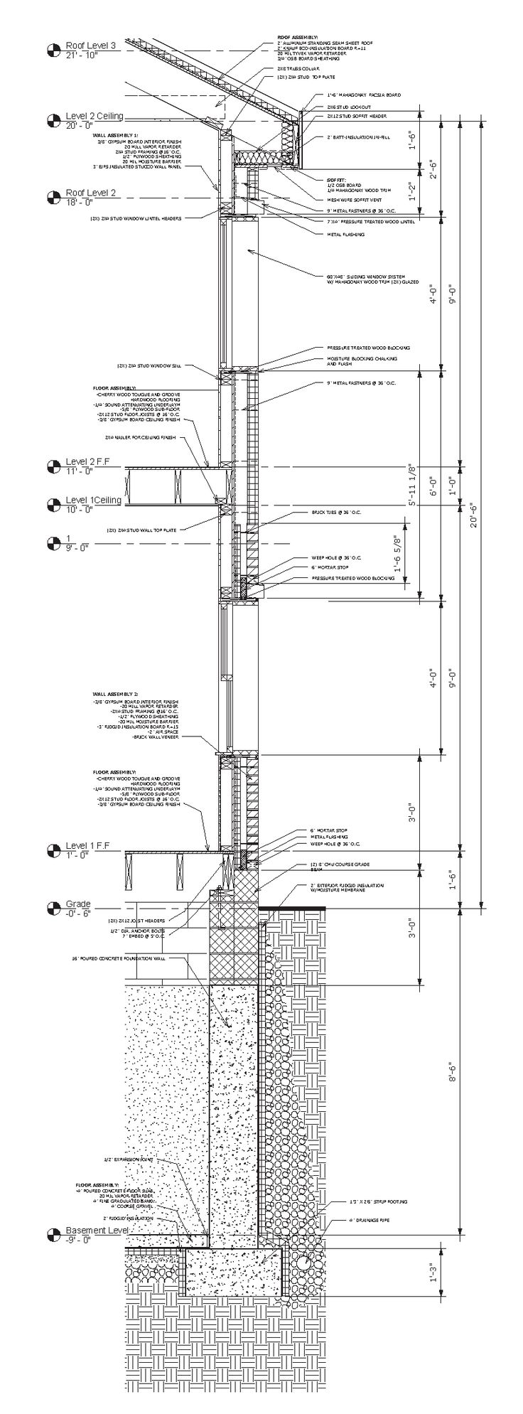 Home Building Construction CAD Software