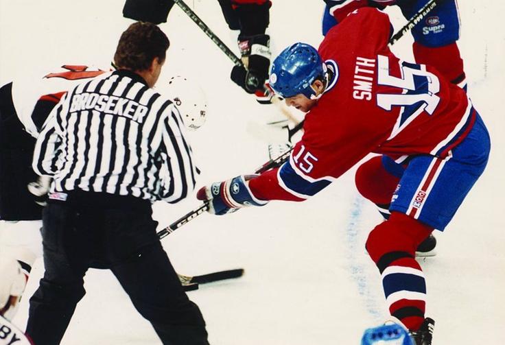 Bobby Smith : Ce premier choix de l'encan annuel amateur 1978 a joué un rôle de leader avec le Tricolore. Tout comme Bob Gainey, Larry Robinson et Mario Tremblay, Smith a su guider les jeunes tels Claude Lemieux, Stéphane Richer, Chris Chelios et Patrick Roy, lors des séries de 1985-86. Alors que personne ne la voyait là, cette édition du Tricolore, dirigée par Jean Perron, s'est coup sur coup débarrassée des Bruins, des Whalers et des Rangers, avant de vaincre les Flames en cinq matchs.