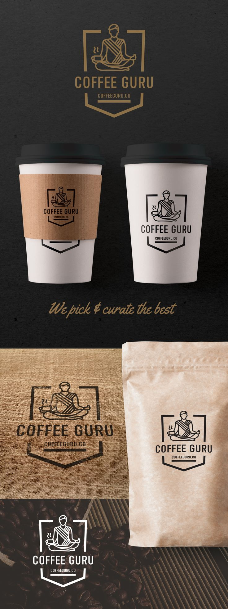 This is a startup coffee subscription website. Their target demographic is M/F…