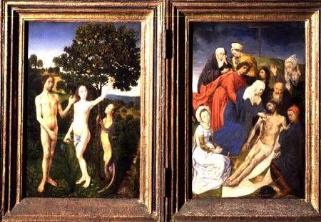 The Vienna Diptych, 1475.