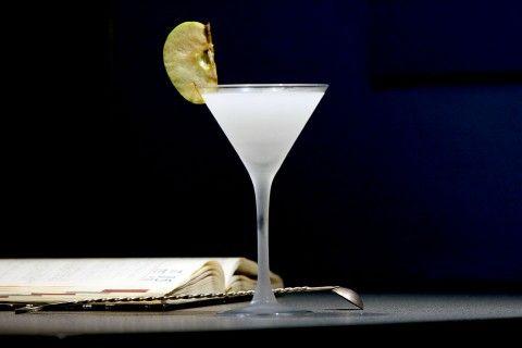 The Classic Apple Martini (Классический Яблочный Мартини)