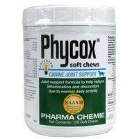 Phycox uses the patented formula Phycox® which contains source of phycocyanin, a naturally derived inhibitor of antioxidants and COX-2, a form of non-steroidal inflammatory drug (NSAID).