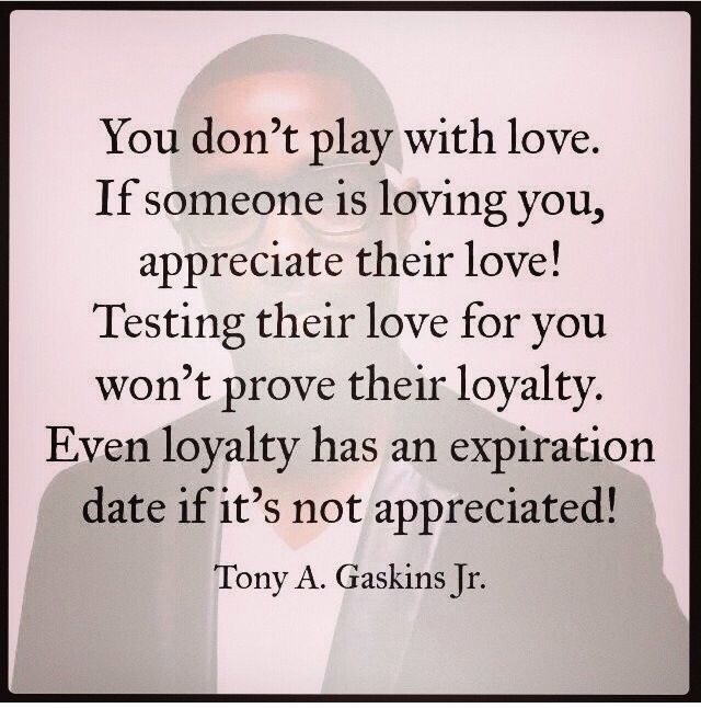 Even loyalty had an expiration date.