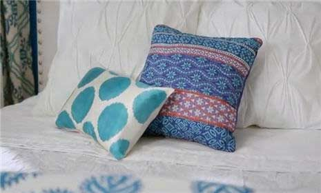 Watch How To Arrange Bed Pillows In The Better Homes And