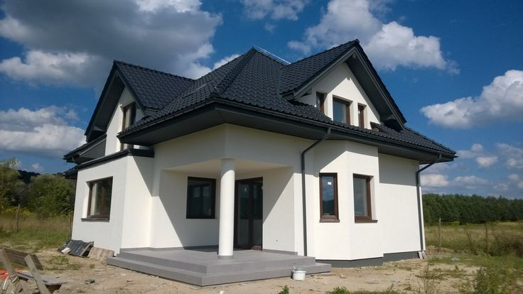 Projekt domu Julka 2
