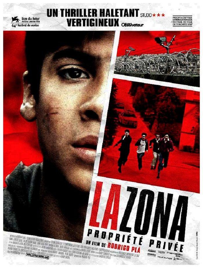 La Zona, de Rodrigo Plá (Mexique).