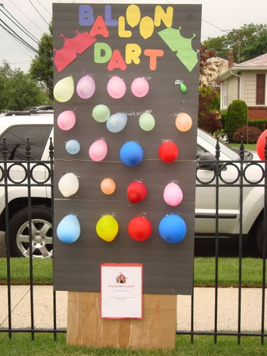 Carnival Birthday Party Ideas | Photo 13 of 14 | Catch My Party