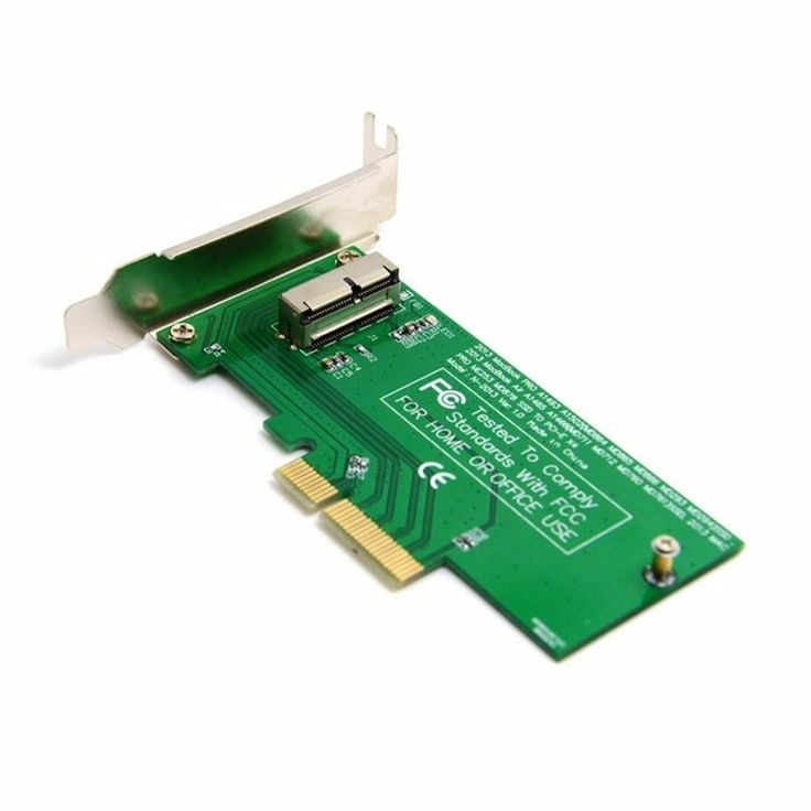 14.68$  Buy here - http://alie2e.shopchina.info/go.php?t=32726204730 - PCI Express PCI-E to 2013 2014 2015 Apple Macbook Pro Air SSD Convert Card for A1493 A1502 A1465 A1466 14.68$ #buymethat