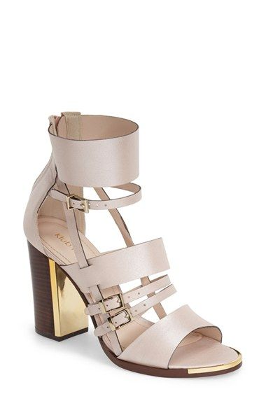KLUB NICO tuscany strappy sandal found on Nudevotion