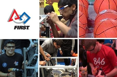 "FIRST Brings ""March Madness"" to Robotics"