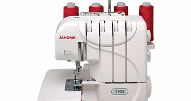 Practical Janome 7933 Serger Review For An Easy Decision - http://sizzlestitch.com/janome-7933-serger-review/
