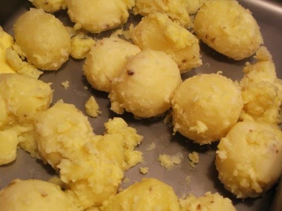 Potatoes Newman