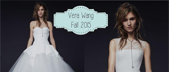 Vera Wang: abiti da sposa rock&chic per l'autunno inverno
