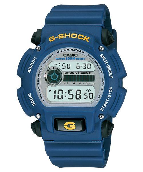 Cheap Blue G-Shock DW-9052-2V Watch