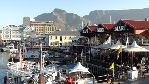 Cape Town Waterfront Vibes…